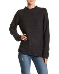 Sugarlips - Royale Lace-up Cutout Jumper - Lyst