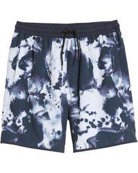 Zella Bluffs Board Shorts - Blue