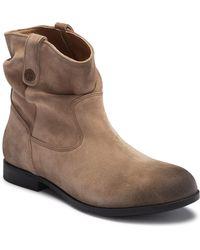 Birkenstock - Sarnia Waxed Suede Boot - Discontinued - Lyst