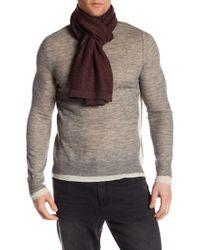 Theory - Braggo Wool Scarf - Lyst