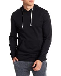 Alternative Apparel | School Yard Fleece Hoodie | Lyst