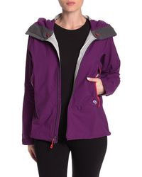 Mountain Hardwear Superforma Jacket - Purple