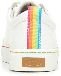 Dr. Scholls No Bad Pride Sneaker - White