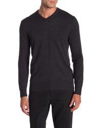 Joe Fresh - V-neck Knit Sweater - Lyst