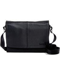 Ogio Gran Premio Nylon Messenger Bag - Black