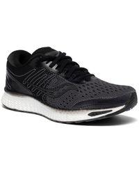 Saucony Freedom 3 Sneaker - Black