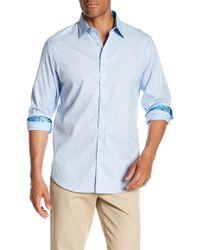 Robert Graham - Prior Lake Print Woven Regular Fit Shirt - Lyst