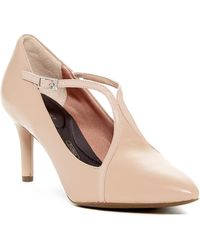 Rockport | Total Motion Y-strap Pump - Wide Width Available | Lyst