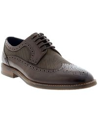 English Laundry Tilden Casual Dress Shoe - Brown