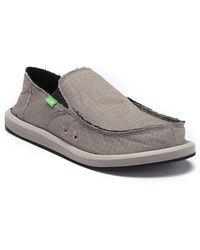 Sanuk - Chill Slip-on Sneaker (men) - Lyst
