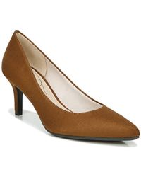 LifeStride Sevyn Pointed Toe Pump - Brown