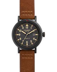 Filson - Men's Scout Quartz Watch, 46mm - Lyst