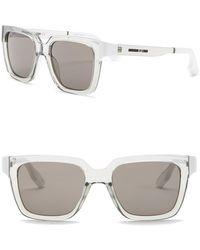 McQ - 51mm Square Sunglasses - Lyst