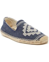 Soludos - Yucatan Embroidered Smoking Slipper - Lyst