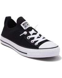 Converse Chuck Taylor All-star Knit Shoreline Sneaker (women) - Black