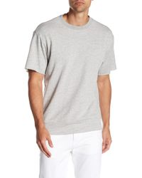 Joe's Jeans - New School Cutoff Drop Shoulder Tee - Lyst