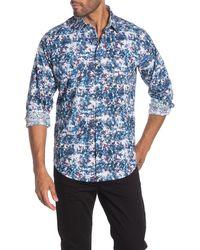 Robert Graham - Harz Long Sleeve Classic Fit Shirt - Lyst