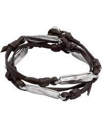 Uno De 50 - By The Nails...bracelet - Lyst