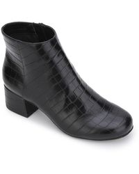 Kenneth Cole Reaction Road Stop Boot - Black