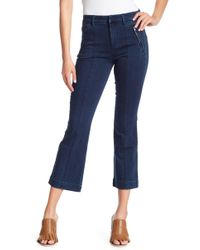 Level 99 - Daphine High Rise Denim Trousers - Lyst