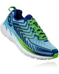 Hoka One One - Clifton 4 Running Sneaker - Lyst