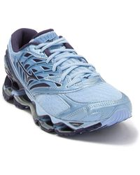 Mizuno Wave Prophecy 8 Running Sneaker - Blue