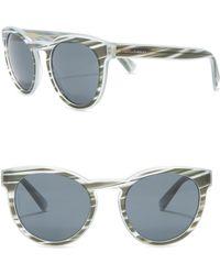 Dolce & Gabbana - 51mm Solid Sunglasses - Lyst