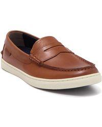 Cole Haan Nantucket Loafer - Brown