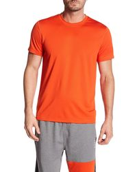 Lands' End - Short Sleeve Tech Fit T-shirt - Lyst