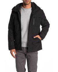 Helly Hansen Reyjavik 3-in-1 Waterproof Hooded Insulated Jacket - Black