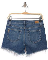 PAIGE Parker Shorts - Blue