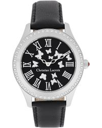 Christian Lacroix - Women's Butterfly Crystal Quartz Watch, 37.5mm - Lyst