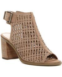Vince Camuto | Triana Cutout Sandal | Lyst
