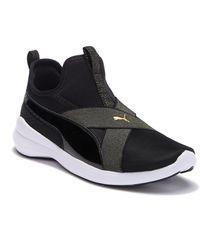 PUMA - Rebel X Bling Slip-on Sneaker - Lyst