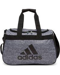 adidas Diablo Small Duffel Bag - Black