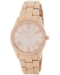 Ferragamo Women's Diamond Dial Bracelet Watch, 30mm - Metallic