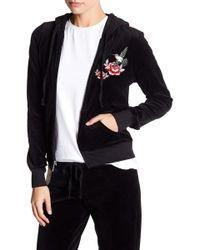 Juicy Couture - Jungle Velour Robertson Jacket - Lyst