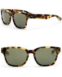Nike - Volano 55mm Square Sunglasses - Lyst