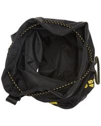 PUMA X Gold's Gym Drawstring Backpack - Black