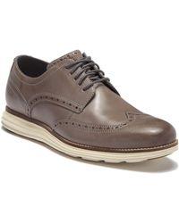 Cole Haan - Original Grand Wingtip Sneaker - Lyst