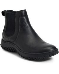 Söfft Abry Waterproof Chelsea Bootie - Black
