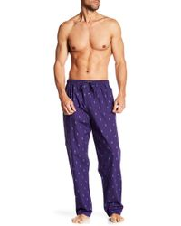 Polo Ralph Lauren - Woven Pyjama Trousers - Lyst