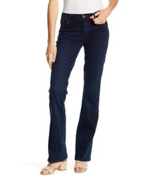 J Brand - Litah High Rise Boot Jeans - Lyst