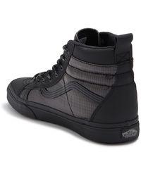 Vans Sk8-hi Top Sneaker - Black