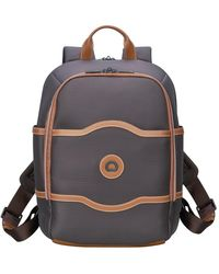 Delsey Chatelet Plus Backpack - Brown