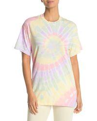 The Laundry Room - Tie Dye Tour T-shirt - Lyst