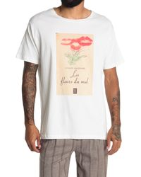Éditions MR Short Sleeve T-shirt - White