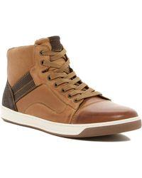 Steve Madden - Dobler Hi Top Sneaker - Lyst
