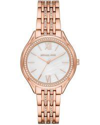 Ted Baker Women's Diamond Dial Bracelet Watch, 30mm - Metallic