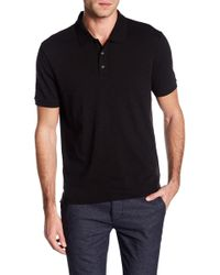 Vince - Classic Polo Shirt - Lyst